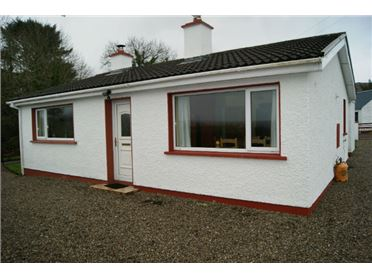 2 Bedroom house with an old cottage & 10 acres of land for sale, Ballybofey, Donegal