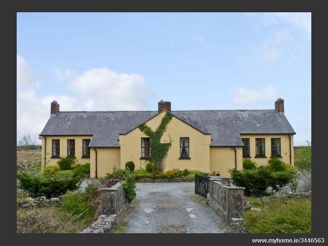 Cashel Schoolhouse,Cashel Schoolhouse, Swinford, County Mayo, Ireland