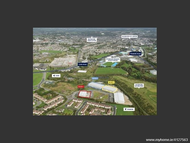 Lacken Road Business Park, Kilbarry, Waterford