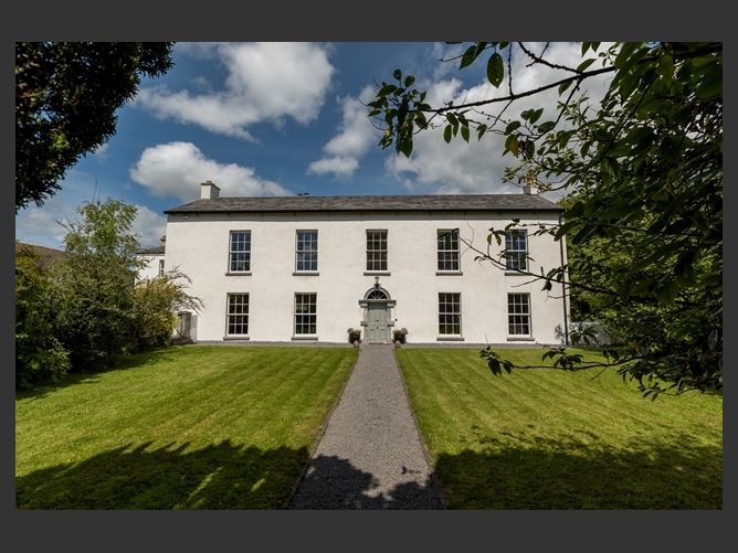 Main image for Riverstown House, Riverstown, Birr, Offaly