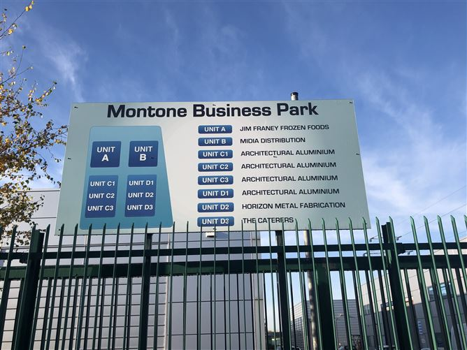 Main image for Unit D2 Montone Business Park , Park West, Dublin 12
