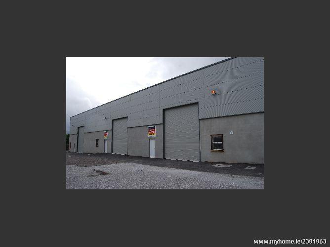 Main image of New Warehouse Units,Ballinorig Business ParkBallinorigTraleeCo. Kerry