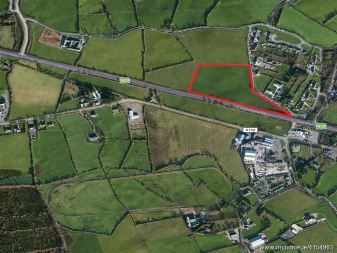 c. 9.6 Acres / 3.88 Ha, Barntown, Wexford