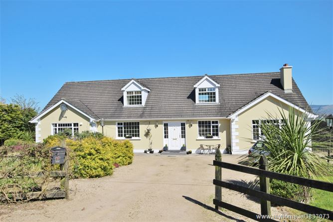 Dormer Bungalow on c. 0.5 Acre, Winetavern, Stratford-on-Slaney, Wicklow