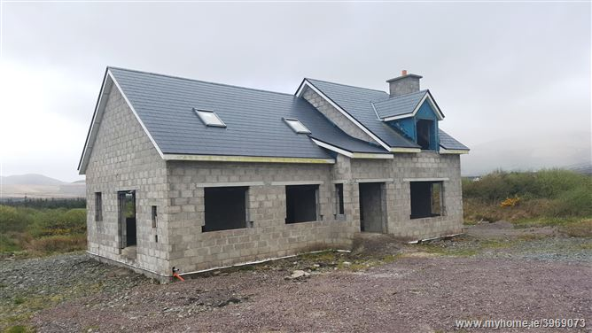 Ref 720 - Detached House, Fermoyle, Ballinskelligs, Kerry