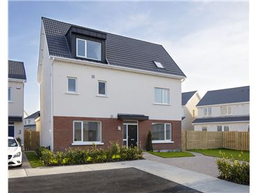 Main image of 9 Ashfield Court, Ridgewood, Swords, County Dublin.Brand New 5 Bedroom Detached House (Type C3)