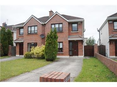 Main image of 48 The Heath, Liffey Hall, Newbridge, Kildare