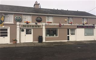 Renowned Public House incorporating Shop Unit, 5 Bed Res Accomm, Castleblakeney, Galway