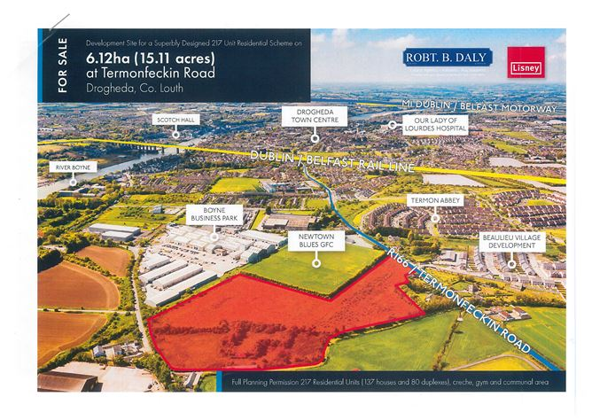 Main image for 15.11 Acres, Termonfeckin Road, Drogheda, Louth