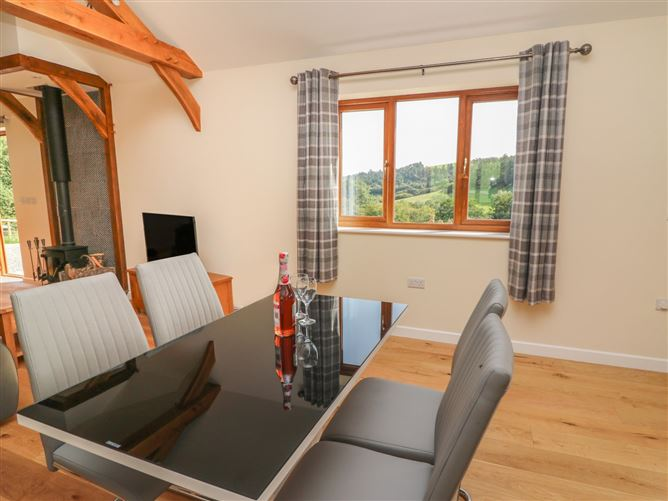 Main image for Ploony Hill Cabin,Knighton, Powys, Wales