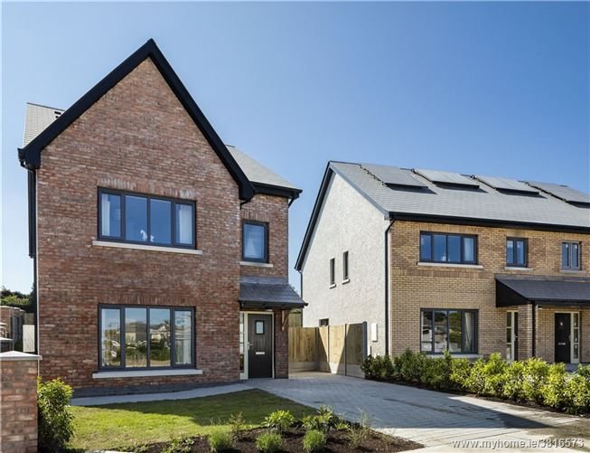 Three Bed Semi-Detached Homes, Thorndale, Delgany, Co Wicklow