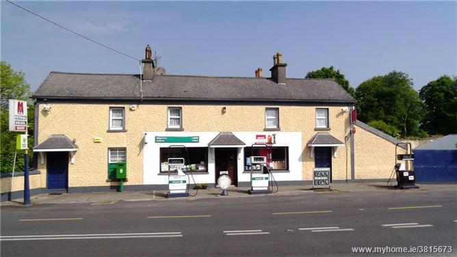 Service Station & Post  Office, Crettyard, Co. Carlow