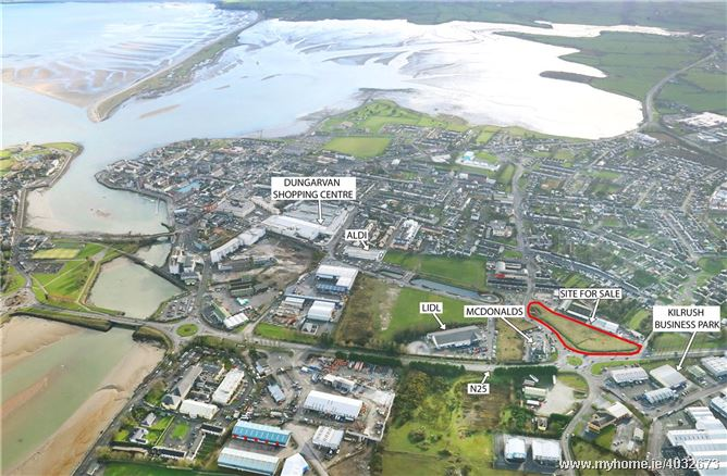Zoned Development Land (1.7 Acres), Shandon, Dungarvan, Co Waterford