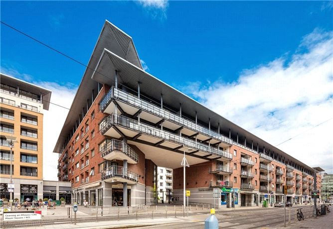 Main image for 153 Shannon House,Custom House Square,IFSC,Dublin 1,D01 YX36