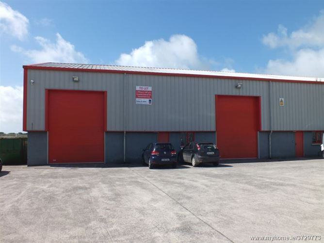 c. 425 sq. m. Industrial unit at Strandfield Business Park, Kerlogue, Wexford Town, Wexford