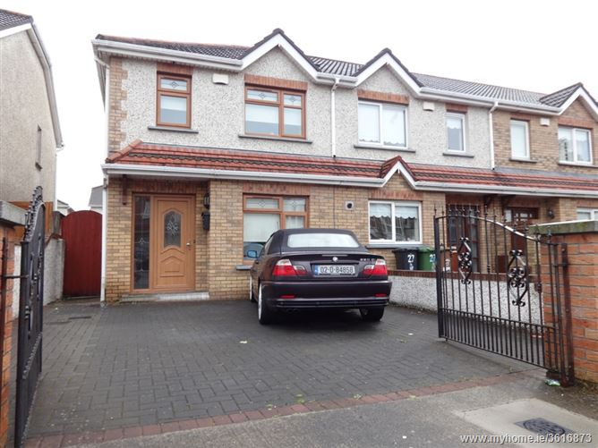 25 Lanesborough View, Finglas,   Dublin 11