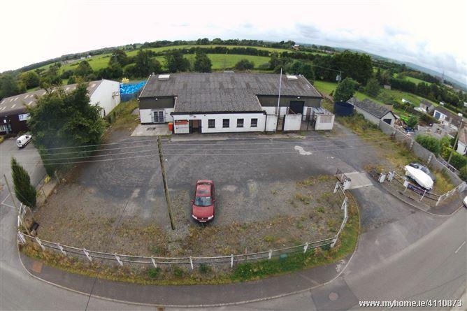 Warehouse unit at Woodbrook Road, Abbeyleix Road, Mountrath, Co. Laois