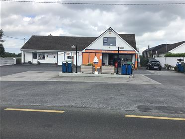 Food Store & Filling Station, Corrandulla, Galway