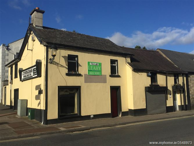 30 - 32 Main Street, Leixlip, Co. Kildare - For Sale by Public Auction