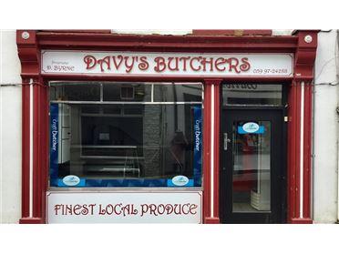 Photo of The Butchers, Main Street, Graiguenamanagh, Kilkenny