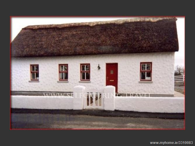 Main image for The Mill House Thatched Cottage,Aghamore, Mayo