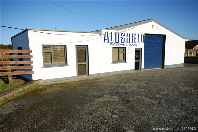 Industrial Unit at Terrarath, New Ross, Wexford
