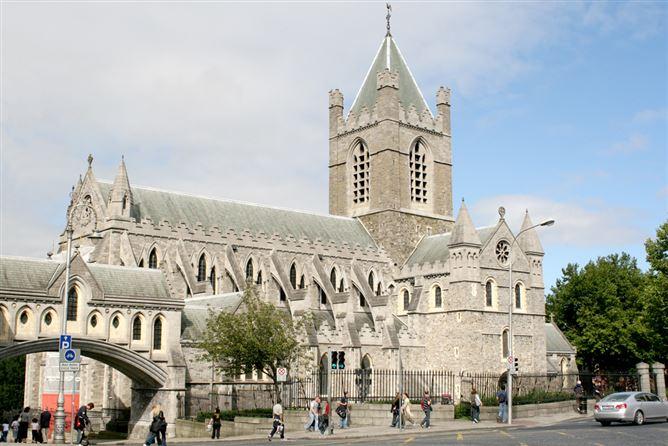 Main image for Apt 61, 20 Christchurch Place, Christchurch, Dublin 8
