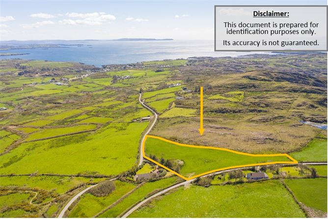 Main image for Site at Colleras Oughter, Goleen, West Cork