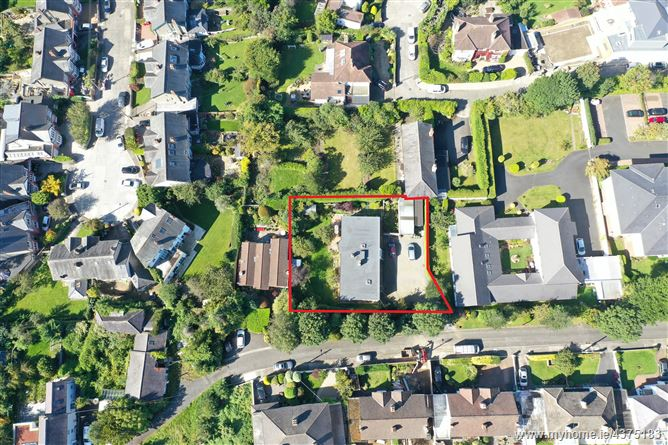 DETACHED BUNGALOW ON C. 0.24 ACRE/0.1 HA. WITH DEVELOPMENT POTENTIAL, 10a Riversdale Avenue, Off Bushy Park Road, Rathgar, Dublin 6