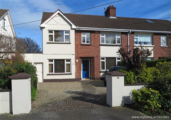 68, Priory Ave., Stillorgan, Blackrock, County Dublin