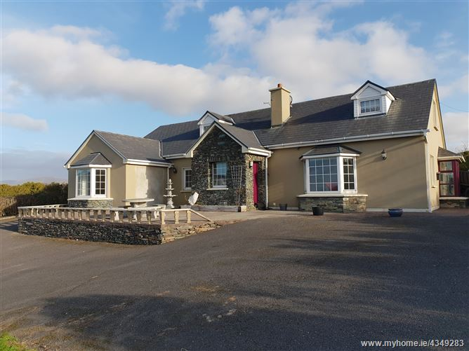 Main image for Ref 793 - Substantial Dormer Bungalow, Canburrin, Caherciveen, Kerry