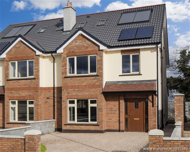 Photo of Moyglare Hall, Maynooth, Co. Kildare - 4 bedroom semi-detached.