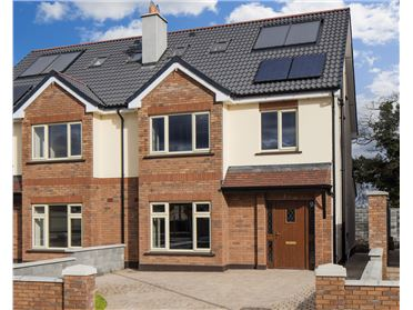 Photo of Moyglare Hall, Maynooth, Co. Kildare - large 4 bedroom semi-detached.