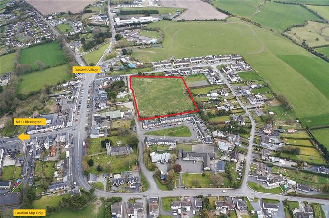 Main image for Site with F.P.P for 25 Houses, Dunlavin, Wicklow