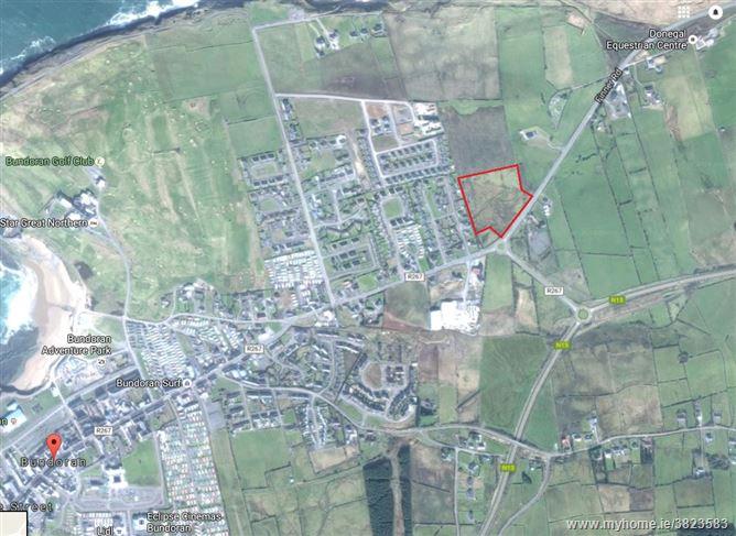 Finner Road, Bundoran, Donegal