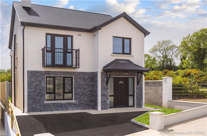 New 4 Bed Detached, Woodpark, Glendalough Road, Rathdrum, Co. Wicklow.