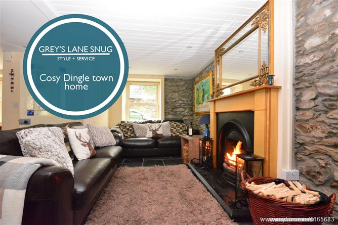 Main image for Grey's Lane Snug ,6 Grey's Lane, Dingle Peninsula, COUNTY KERRY