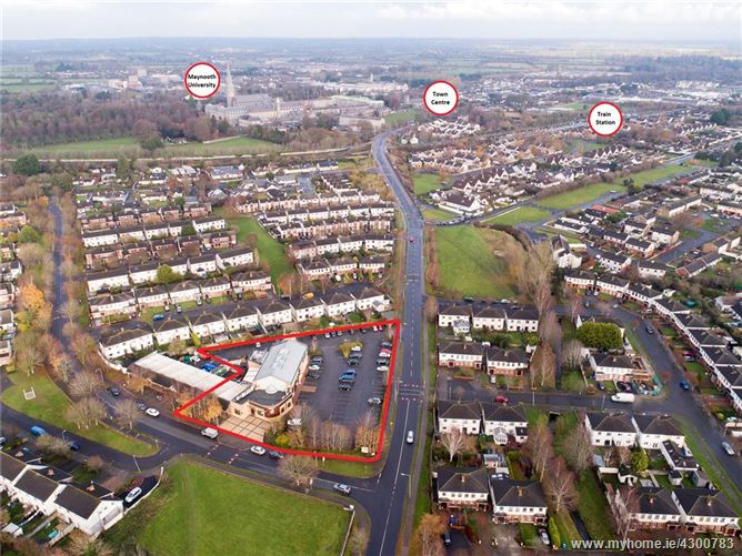 Main image for Newtown Inn & Restaurant, With Adjoining Development Site, Newtown, Maynooth, Co Kildare
