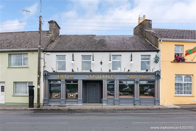 Main image for Costellos Bar, Abbey Street, Ballinrobe, Mayo