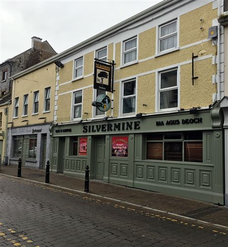 Main image for Silvermines Bar 11 Connolly Street, Nenagh, Tipperary