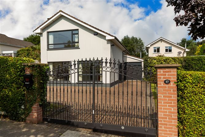 Main image for 17 Cornelscourt Hill Road, Foxrock, Dublin 18