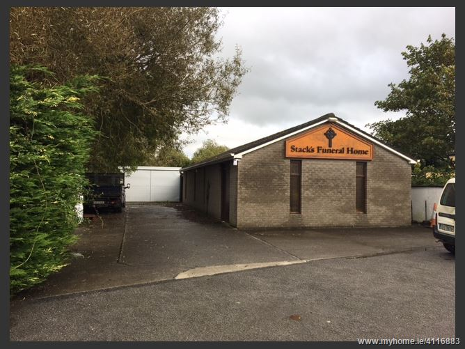 Photo of Stack's Funeral Home, Lixnaw, Kerry