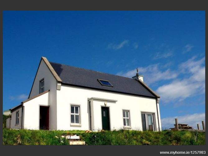 Great Arch Cottage - near Portsalon, Fanad, Donegal