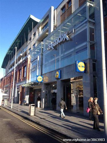 The Cornmarket Centre, Cornmarket Street, Cork.