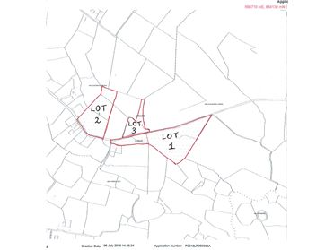 Photo of C. 25 acres (For Auction in one or more lots) Ballykilmurray, Kiltegan, Wicklow