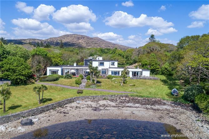 Tahilla Cove Country House, Tahilla, Sneem, Co. Kerry, V93 F340