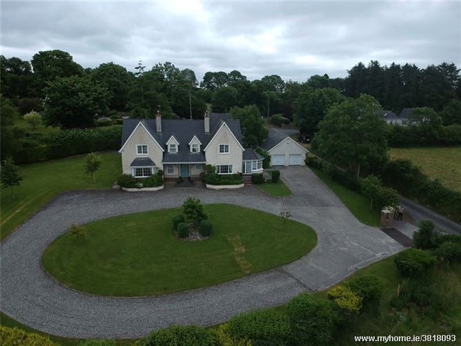 Ida Lodge & Studio Cottage, Clonamery, Clune, Inistioge, Co Kilkenny