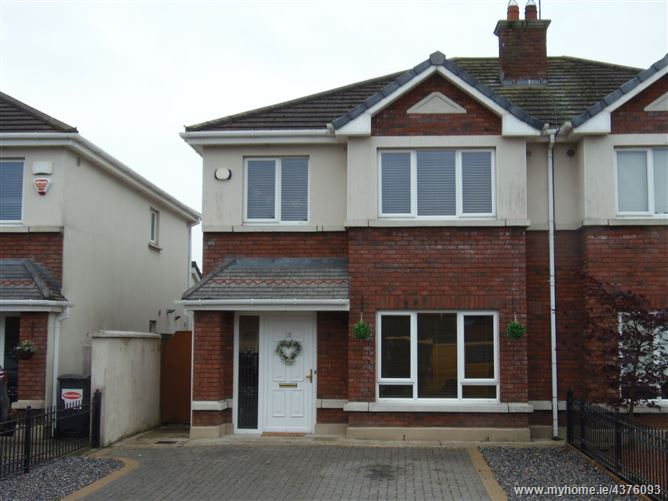 Main image for 15 Newcastle Woods Crescent, Enfield, Meath