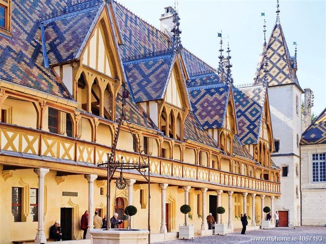 La Maison Verger,Beaune, Burgundy, France