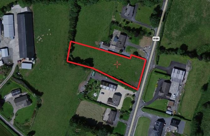 Main image for c.0.75acre site at Tullygoney, Tydavnet, Monaghan Town, Monaghan